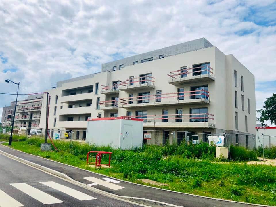Ravalement façades Thionville 54