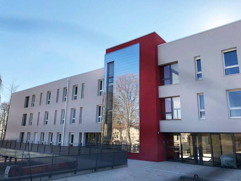 Ravalement façades EHPAD – Nancy 54