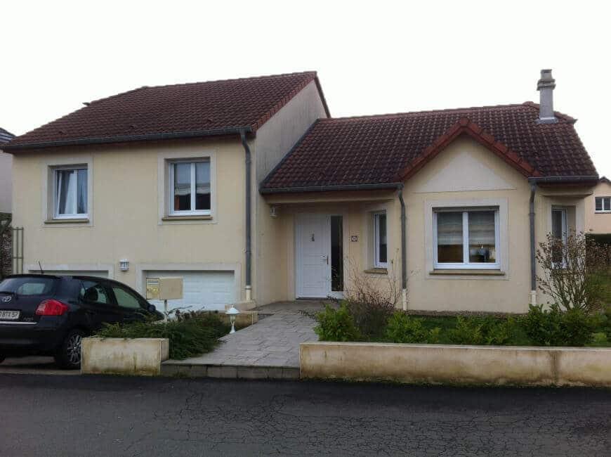 Enduit complet maison (57 – Volstroff)