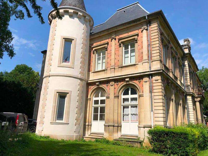 Ravalement façades Domaine de l'Asnée – Villers-lès-Nancy (54)