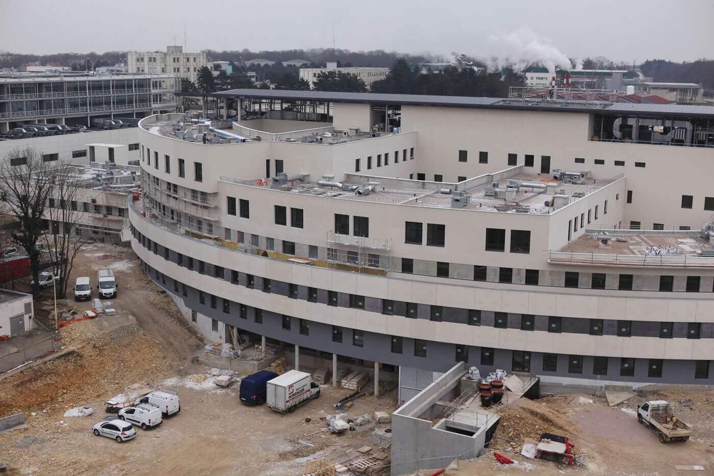 Rénovation CHU Nancy