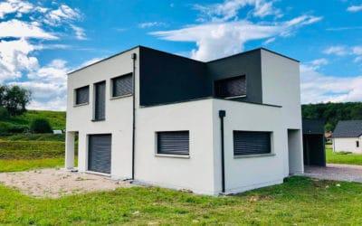 Découvrez nos dernières réalisations en ravalement de façades et isolation thermique